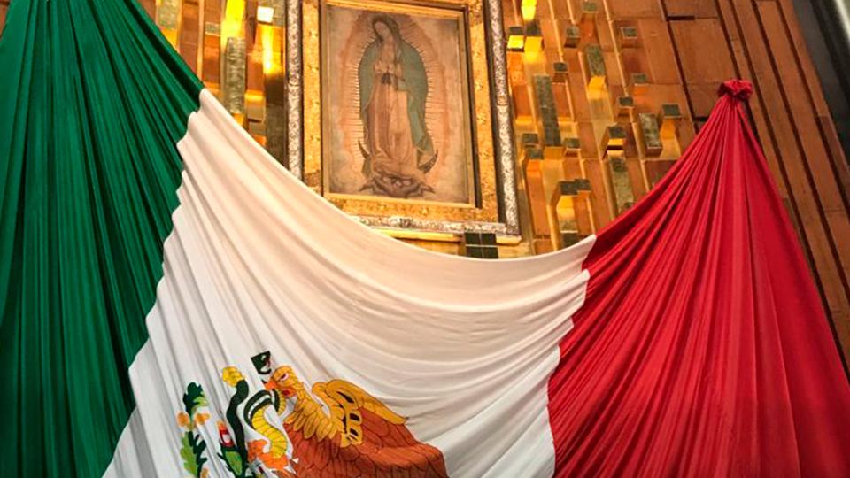 Visita a la Virgen Morena