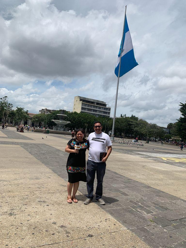 Plaza Central de Guatemala