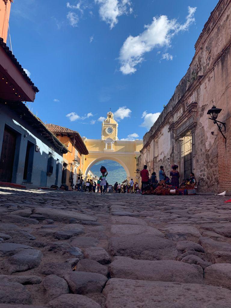 Visita a Guatemala